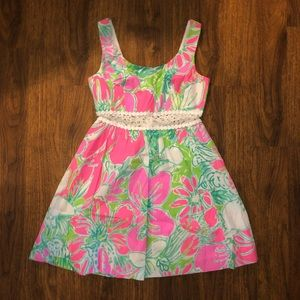 EUC Lilly Pulitzer Rosemarie Dress